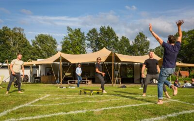 Roundnet in the Eggenberg Stadium: Where to hop around the trampoline